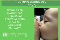 1E - Come mantenere il bambino attivo al seno e fargli assumere più latte